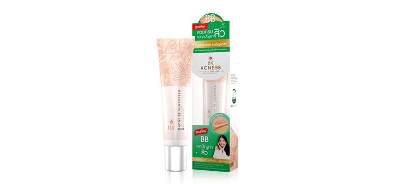 BK Acne BB Sunscreen SPF50+/PA++++ 30g