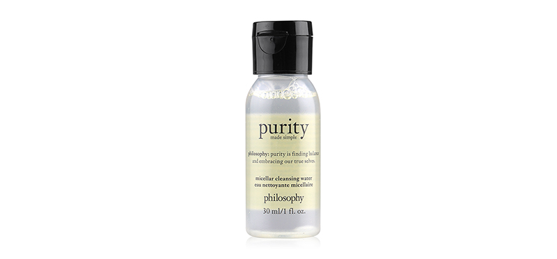 Philosophy Purity Made Simple Micellar Cleansing Water 30ml