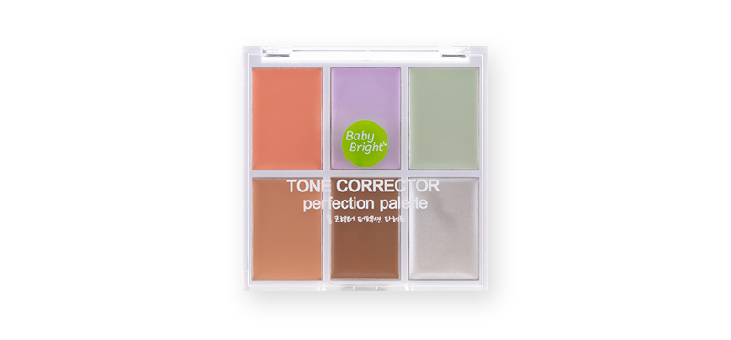 Baby Bright Tone Corrector Perfection Palette 12g
