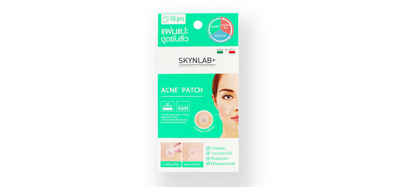 Skynlab Acne Patch 10pcs
