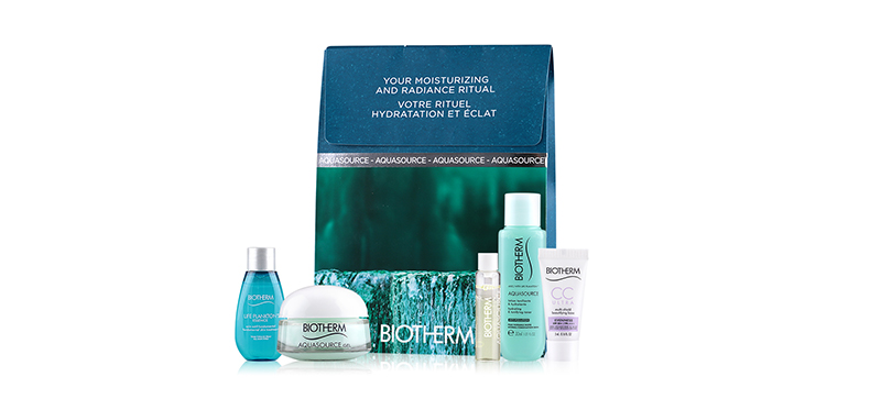 Biotherm Aquasource Set 5 (Items)