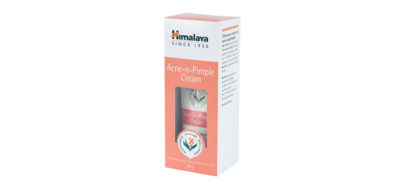 Himalaya Hm1930 Acne-N-Pimple Cream 30g