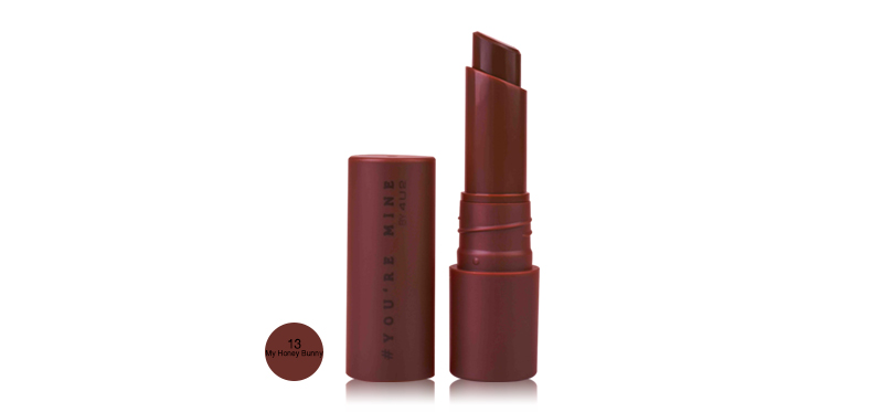 Matte Signature Bunny Mine 13 My Honey Lipstick 3g 4u2 You're