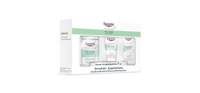 Eucerin Pro Acne Starter Kit
