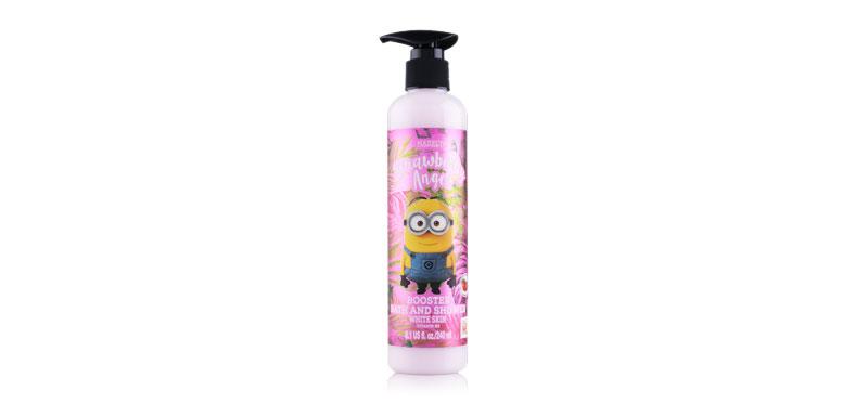 Madelyn Minion Booster Bath & Shower Strawberry Angel 240ml