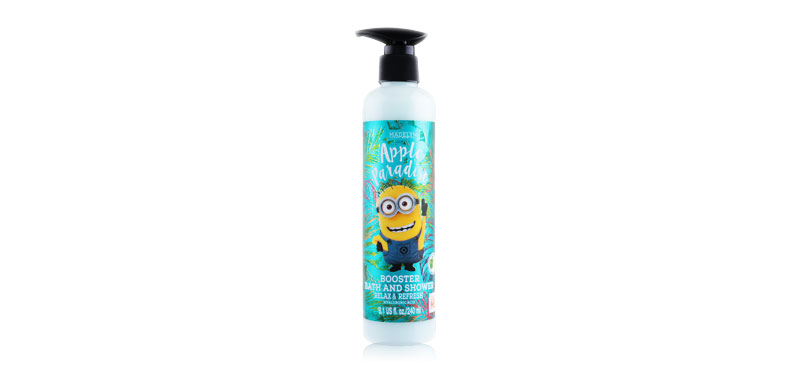 Madelyn Minion Booster Bath & Shower Apple Paradise 240ml