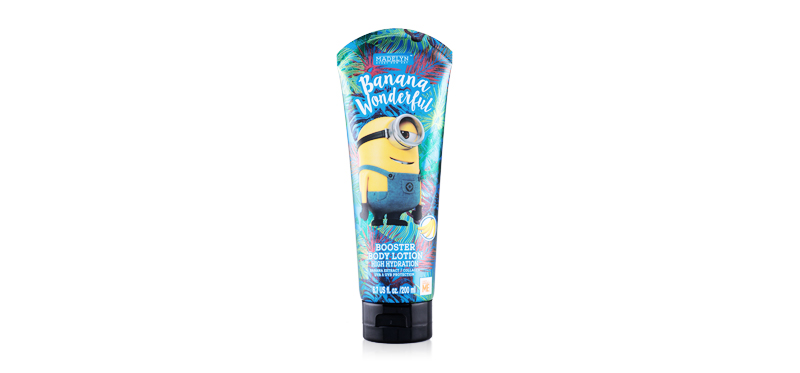 Madelyn Minion Booster Body Lotion Banana Wonderful 200ml