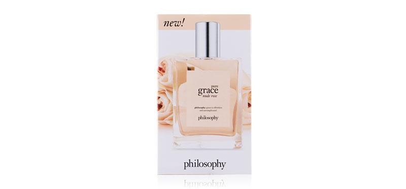 Philosophy Pure Grace Nude Rose Spray Fragrance 60ml