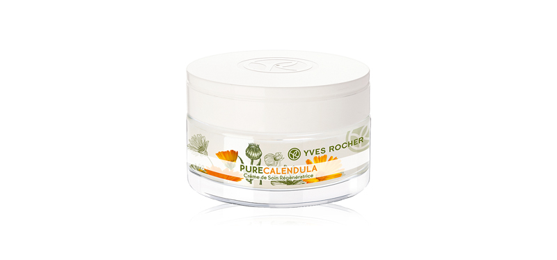 Yves Rocher Pure Calendula Renerating Cream Day & Night 50ml