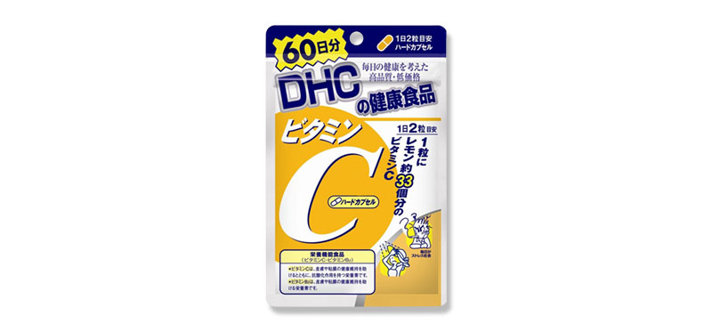 DHC-Supplement Vitamin C 60Days