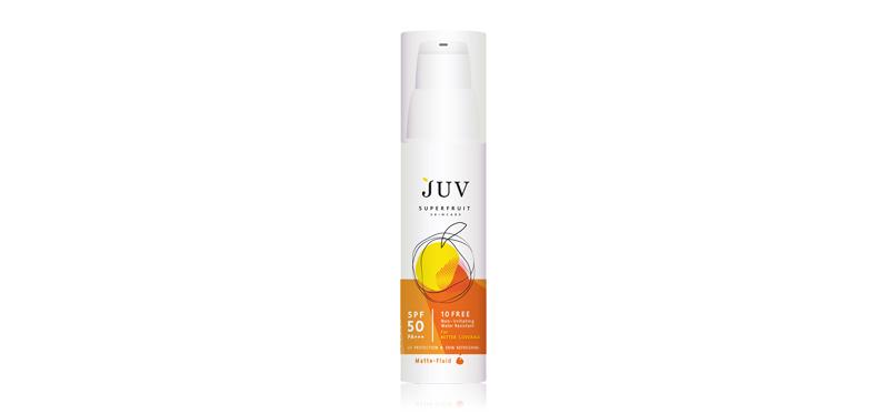 Juv Matte-Fluid UV Protection SPF50/PA+++ 30ml