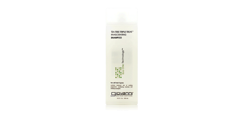 Giovanni Tea Tree Invigorating Shampoo 250g
