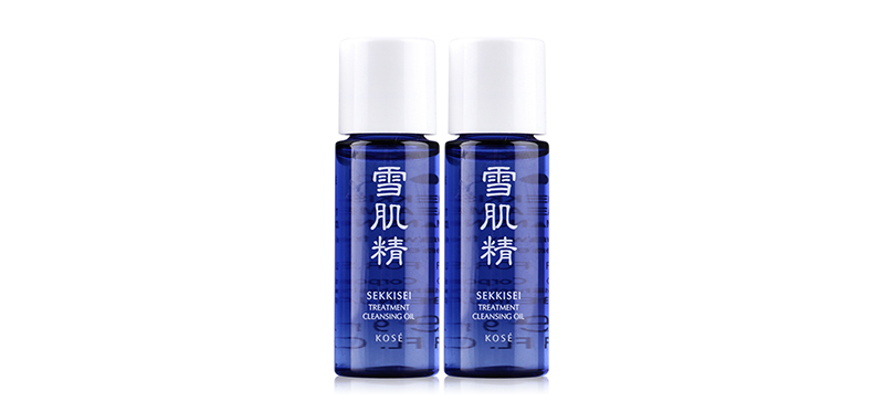 แพ็คคู่ Kose Sekkisei Treatment Cleansing Oil (9mlx2pcs)
