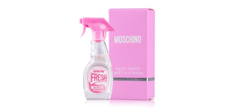 Moschino Fresh Pink Eau De Toilette 5ml