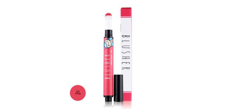 Mynila Factory Blusher Click Pen 6ml #03 Pink