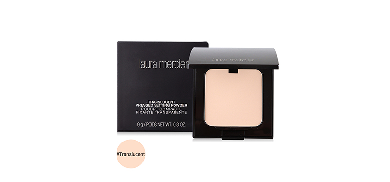 Laura Mercier Translucent Pressed Setting Powder 9g #Translucent