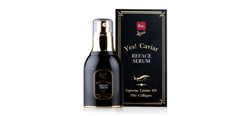 BeWitch Black Magic By Bsc Yes Caviar Reface Serum 30g