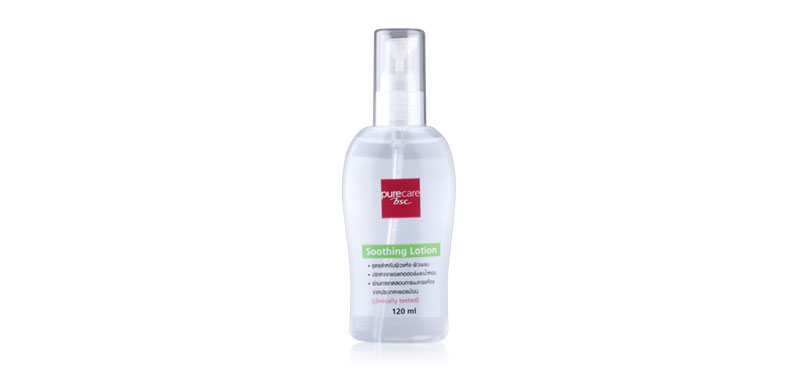 Purecare by BSC Soothing Lotion 120ml