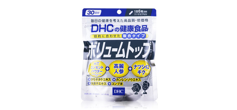 DHC-Supplement Volume Top 30 Day