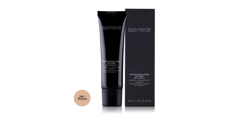 Laura Mercier Tinted Moisturizer Oil Free SPF20/UVA 50ml #2W1 Bisque