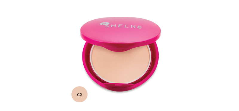 Sheene Oil Free Perfection Matte Cake Powder SPF35/PA+++ 8g #C2 (Refill)