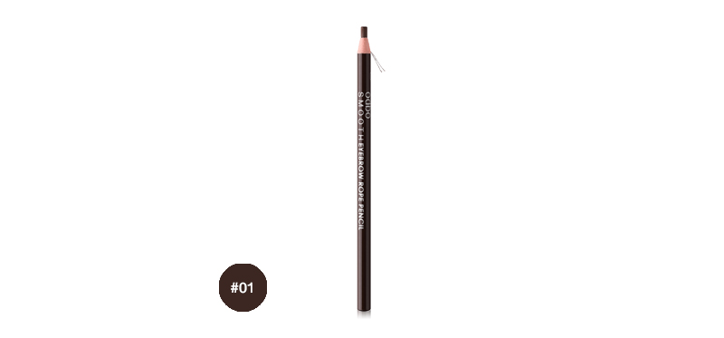 ODBO Smooth Eyebrow Rope Pencil 3g OD763 #01
