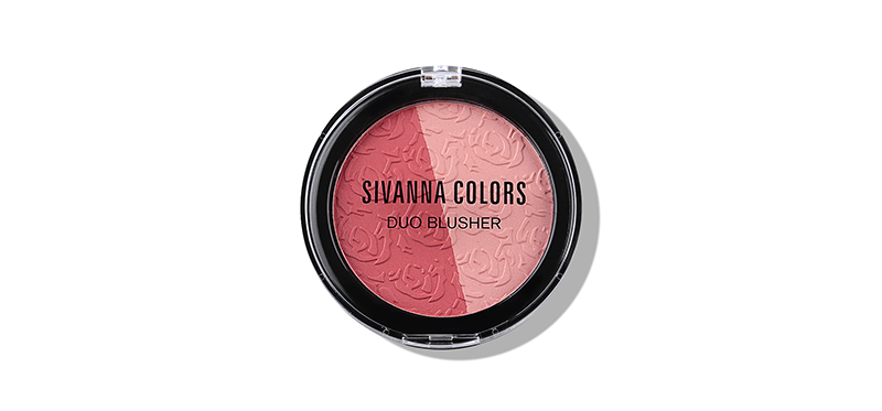 Sivanna Colors Duo Blusher #03