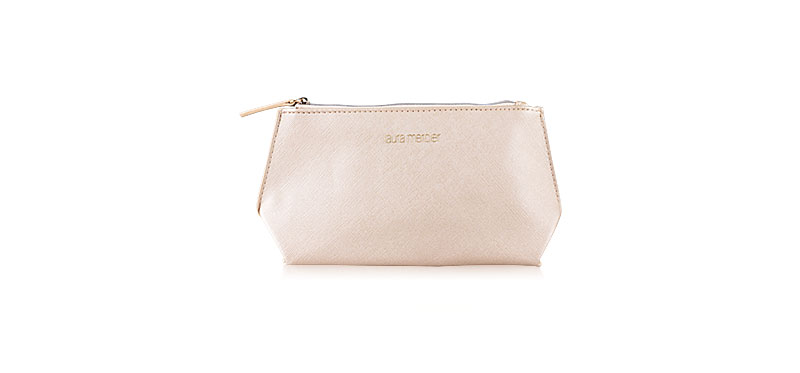 Laura Mercier Small Bag #Gold