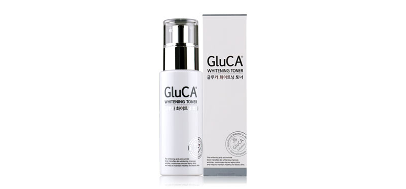 Gluca Whitening Toner 150g ( สินค้าหมดอายุ : 2020.07 )