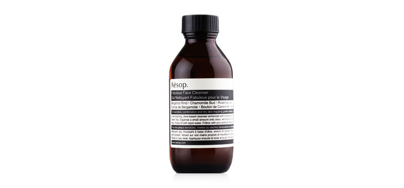 Aesop Fabulous Face Cleanser Gel 100ml