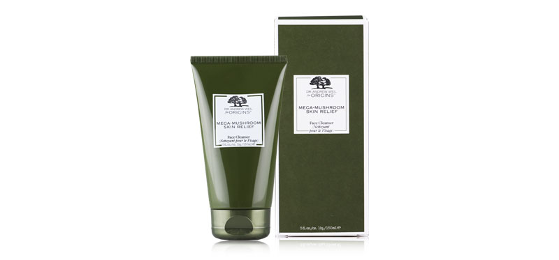 Origins Dr.Andrew Weil For Origins Mega-Mushroom Skin Relief Face Cleanser 150ml(with box)