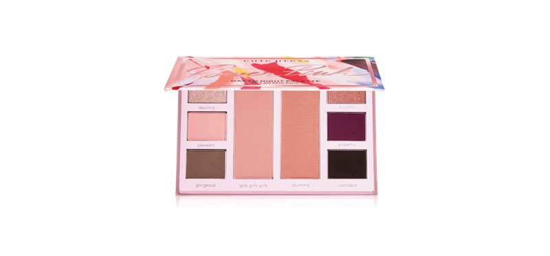 Cute Press Power Pink Day to Night Palette