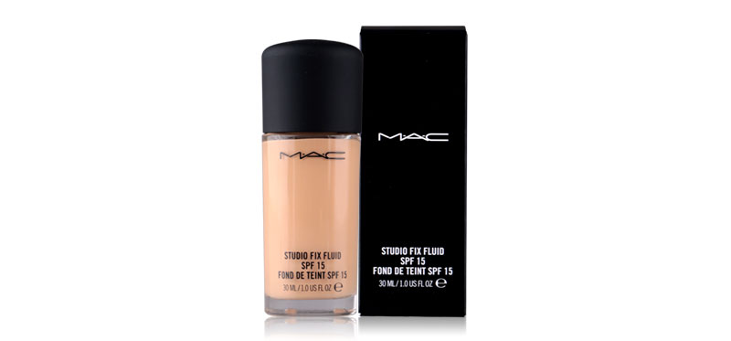 Mac Studio Fix Fluid SPF15 30ml #NC20