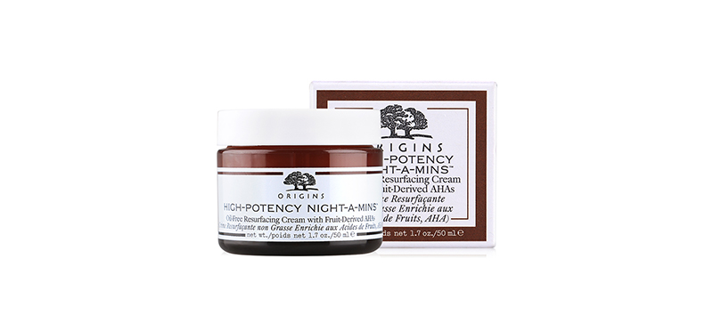 Origins High-Potency Night-A-Mins Mineral-Enriched Oil-Free Renewal Cream 50ml