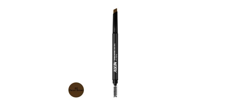 MERZY The First Brown Pencil 0.3g  #B2 Pecan Brown ( สินค้าหมดอายุ : 2021.06 )