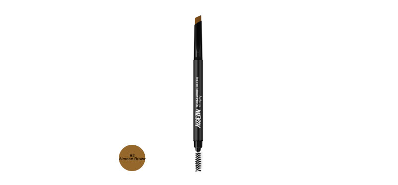 MERZY The First Brown Pencil 0.3g  #B3 Almond Brown