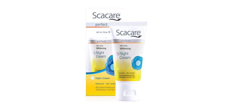 Scacare Night Cream 30g