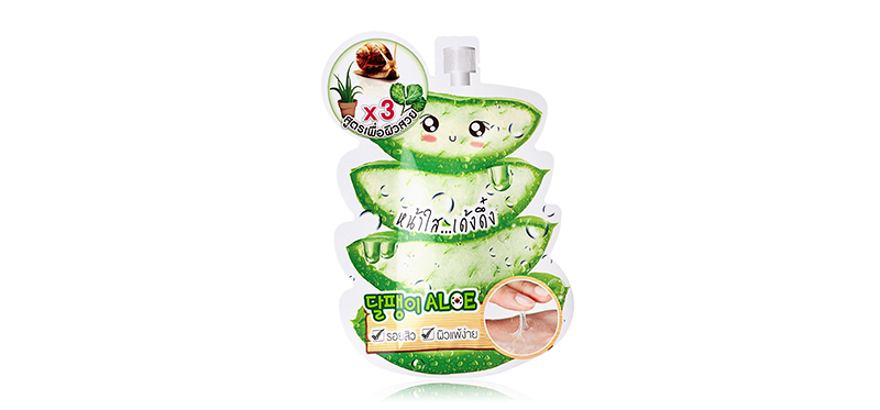 Fuji Cream Bright Snail Gel Aloe 10g