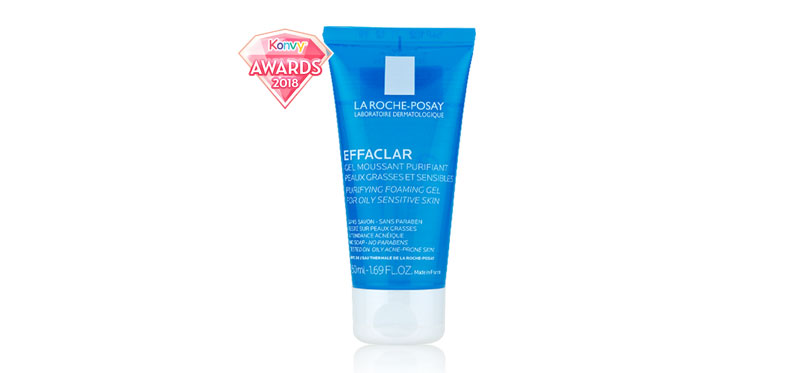 La Roche Posay Effaclar Purifying Foaming Gel 50ml