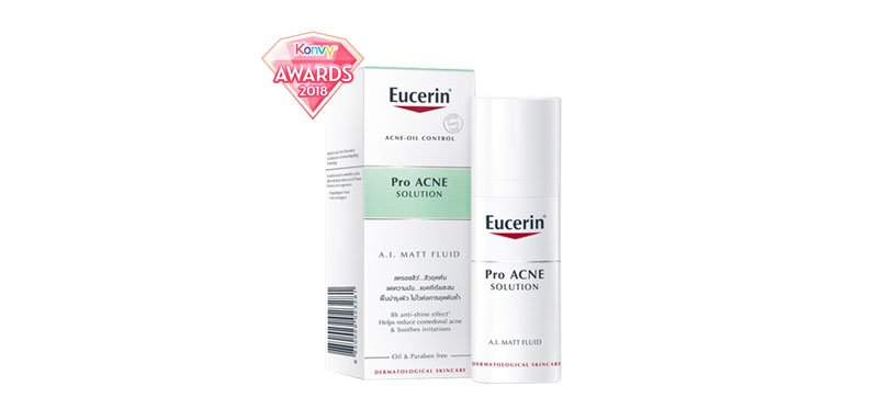 Eucerin Pro Acne AI Matt Fluid 50ml