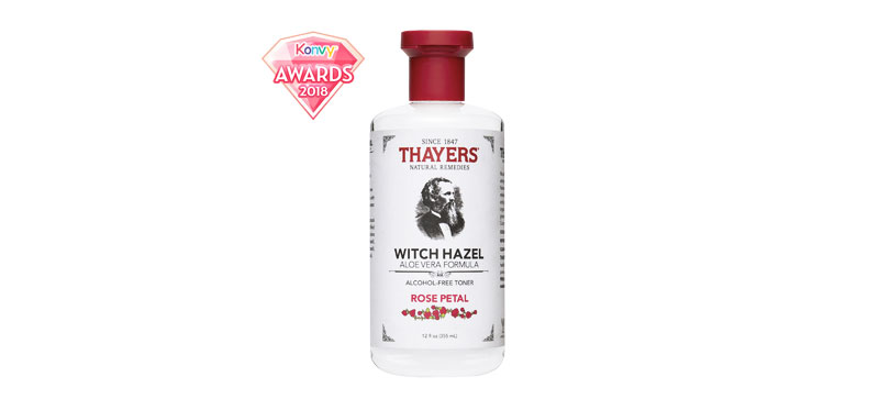 Thayers Alcohol-Free Rose Petal Witch Hazel Toner 355ml
