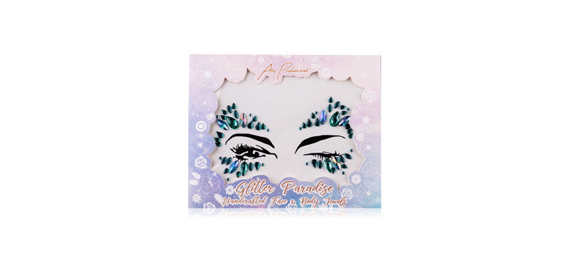 Ary Professional Glitter Paradise Face Gem #02