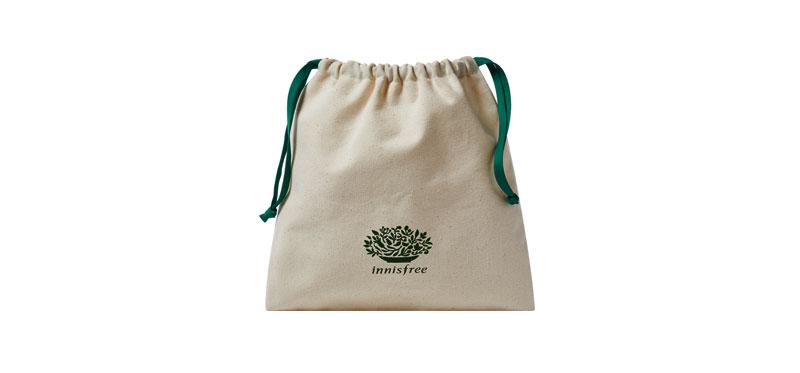 [Free Gift] Innisfree Green Bag