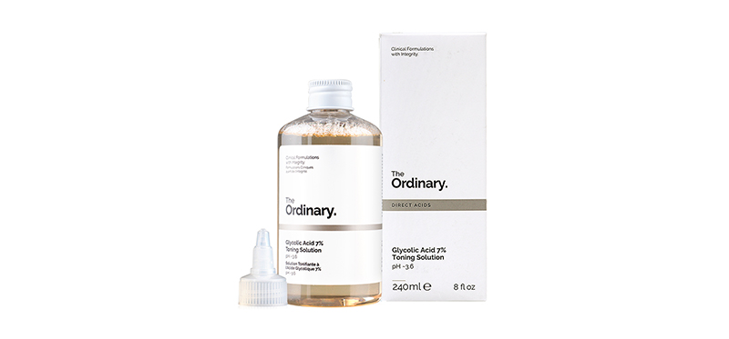 The Ordinary Direct Acids Glycolic Acid 7% Toning Solution 240ml
