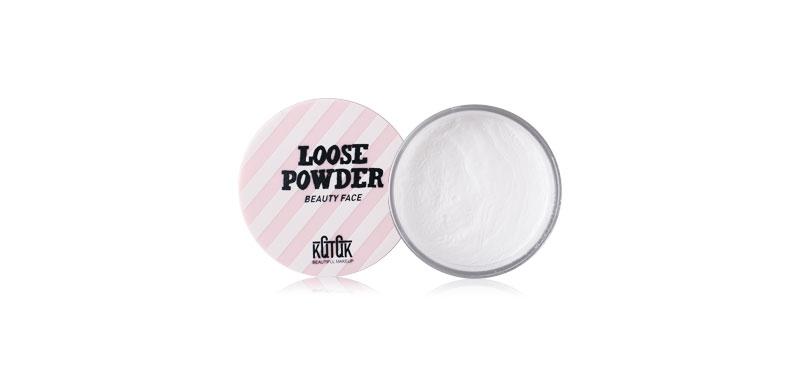 KQTQK Gorgeous Loose Powder 9g #1