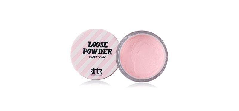 KQTQK Gorgeous Loose Powder 9g #2