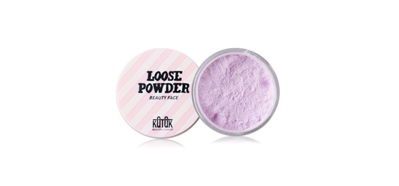 KQTQK Gorgeous Loose Powder 9g #3
