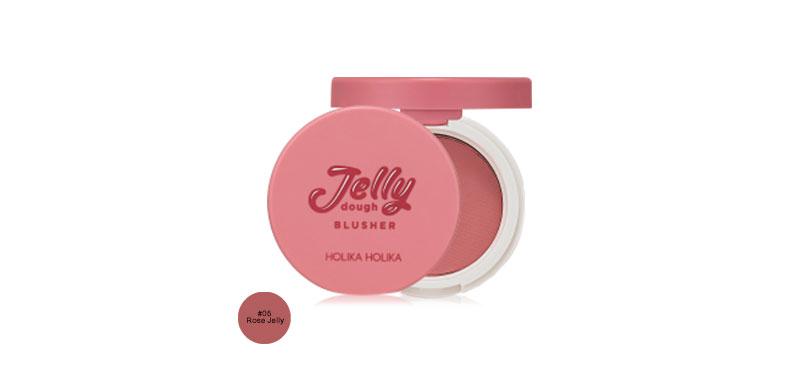 Holika Holika Jelly Dough Blusher 4.2g #05 Rose Jelly