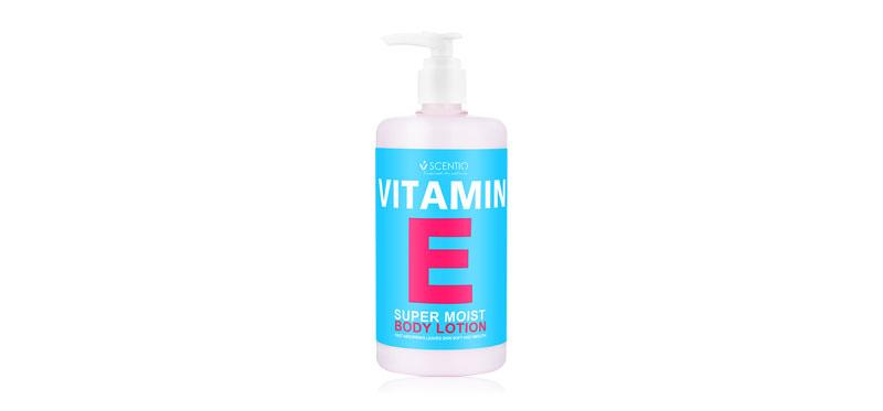 Beauty Buffet Scentio Vitamin E Super Moist Body Lotion 450ml