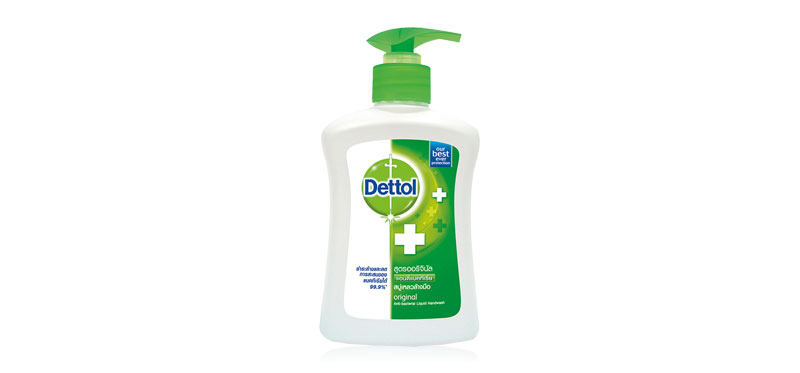 Dettol Liquid Hand Wash Original 225ml